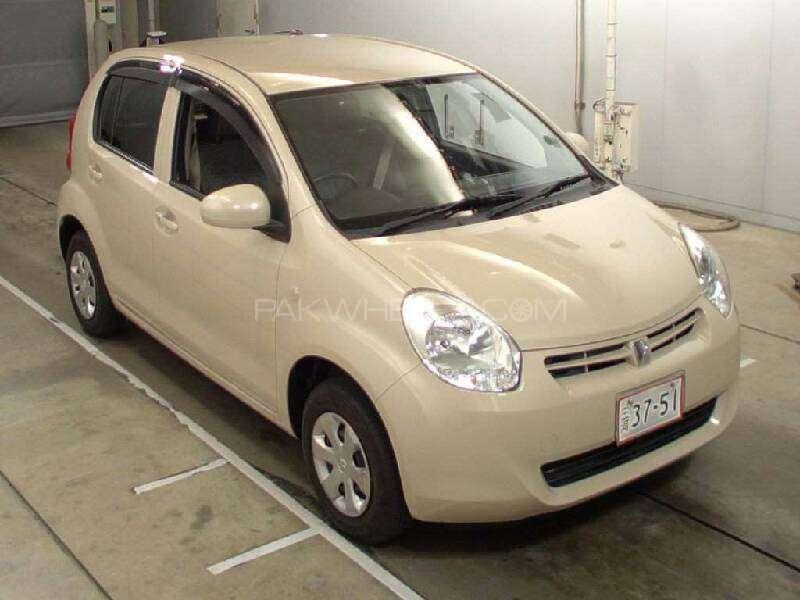 Toyota Passo X Kutsurogi 2013 Image-1