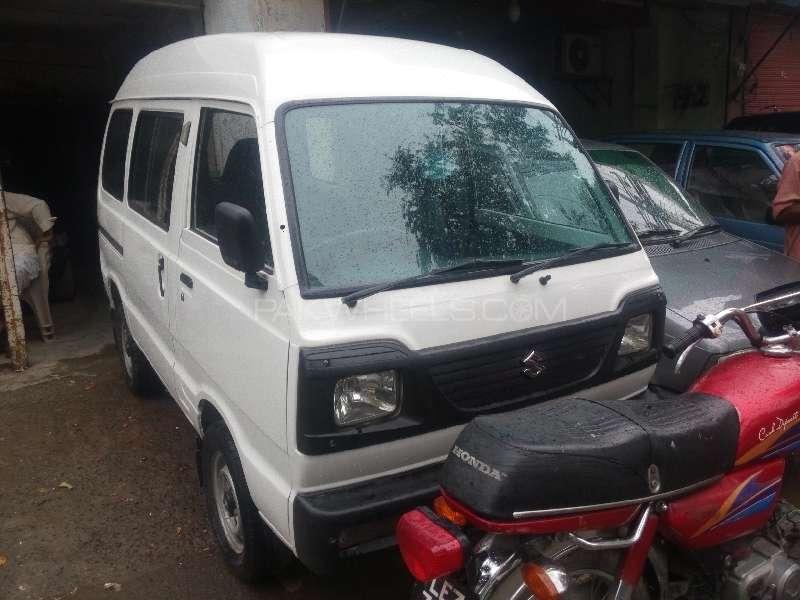 Suzuki Bolan 2013 Image-1