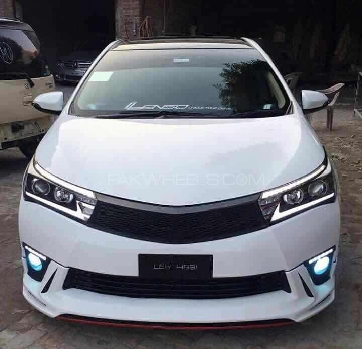 Buy Toyota Corolla Lexues Lights In Lahore
