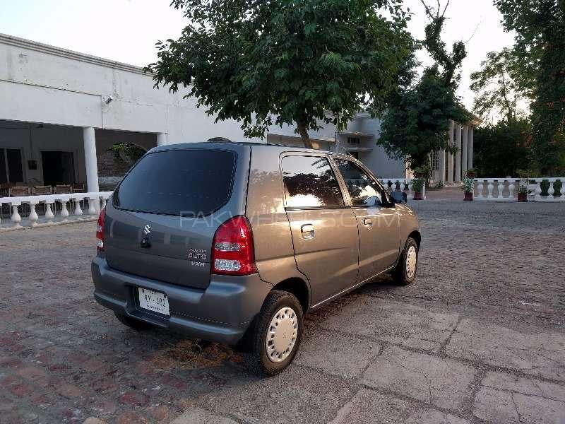 Suzuki Alto VXR (CNG) 2012 Image-4