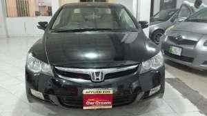 Used Honda Civic VTi Prosmatec 1.8 i-VTEC 2009