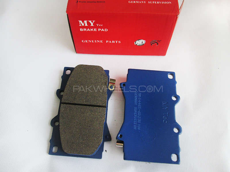 Front Brake Pad Land Cruiser GRJ15 - 04465-60230 - 2009  in Lahore