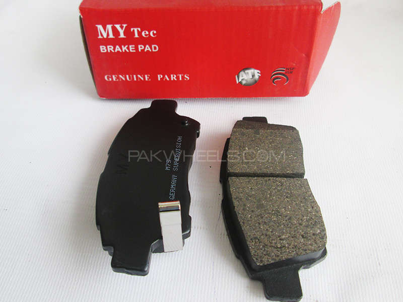 Front Brake Pad Toyota PLATZ - M75 - 1999-2005 Image-1