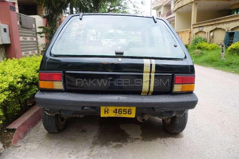 Suzuki FX 1986 Image-4