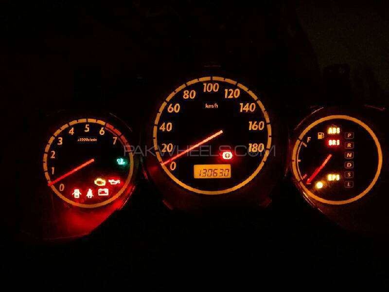 Honda City meter Image-1