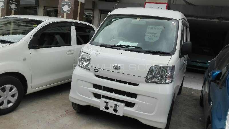 Daihatsu Hijet Basegrade 2013 Image-1