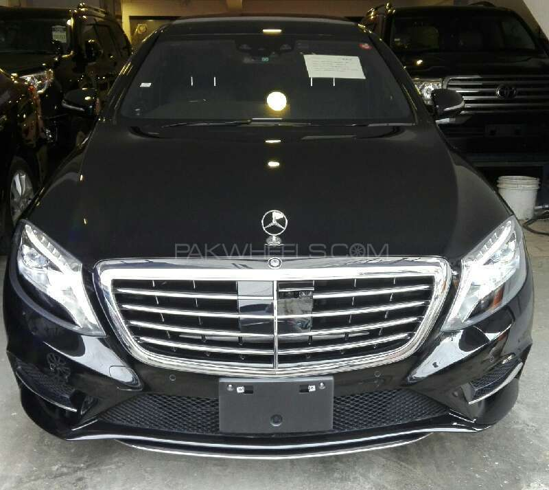 Mercedes benz s class s400 hybrid 2013 for sale in karachi for Mercedes benz s400 price
