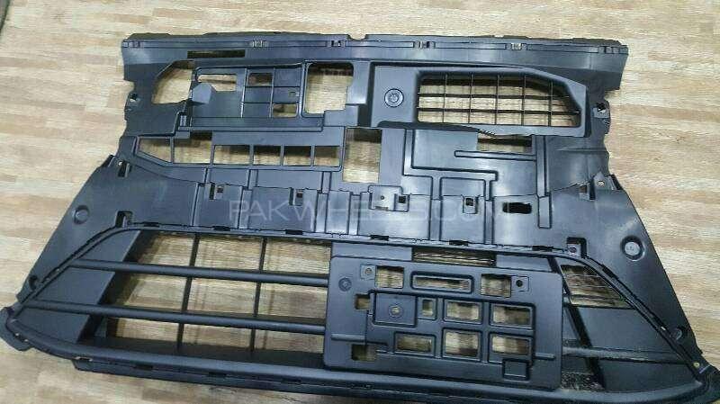 suzuki wagon r new shape mh44 net grill Image-1