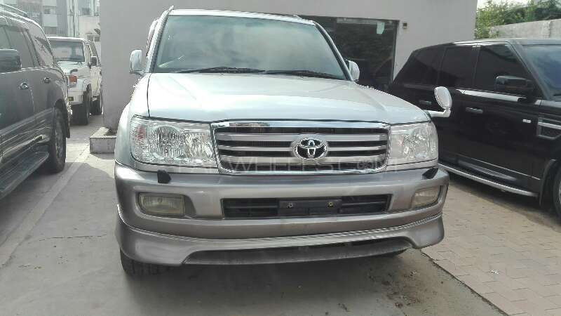 Toyota Land Cruiser VX 4.2D 2007 Image-1