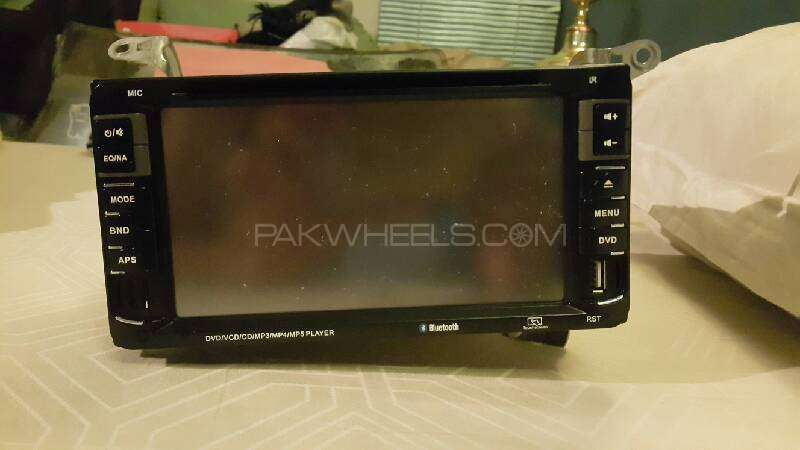 DVD player with SD/USB/BLUETOOTH/MP3/AUDIO CD Image-1