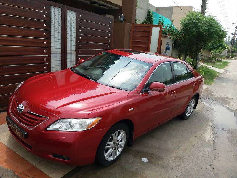 Toyota Camry Up-Spec Automatic 2.4 2007 Image-5