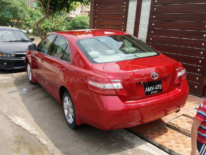 Toyota Camry Up-Spec Automatic 2.4 2007 Image-10