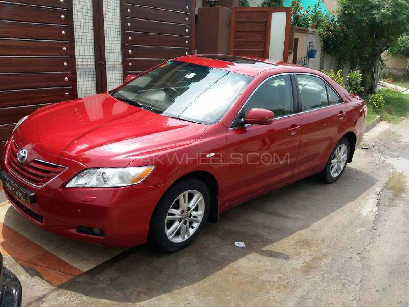 Toyota Camry Up-Spec Automatic 2.4 2007 Image-11