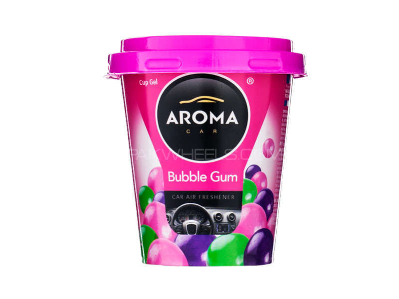 AROMA CUP GEL - Bubble Gum Image-1