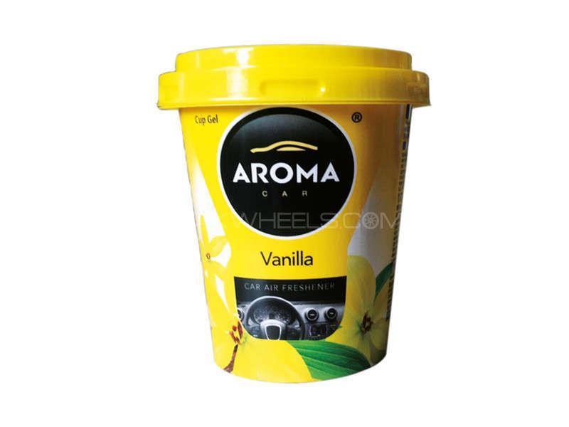 AROMA CUP GEL - Vanilla Image-1