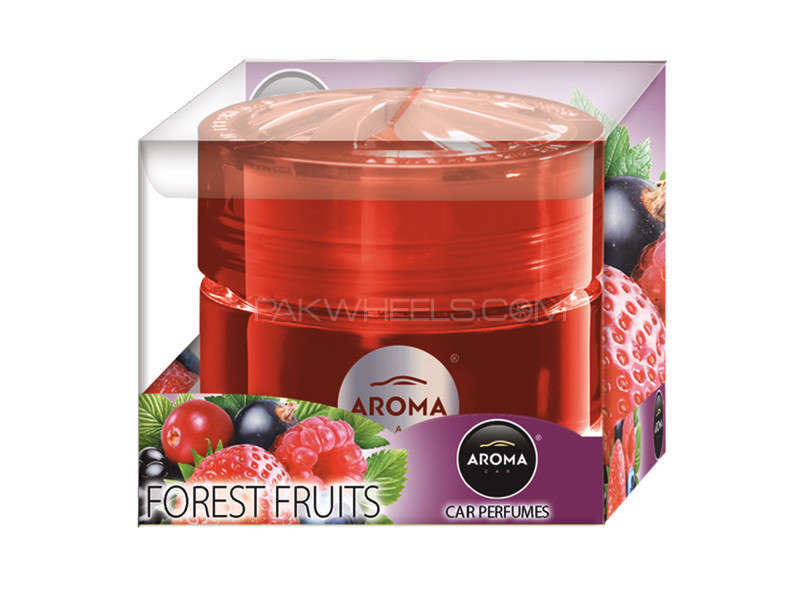 AROMA GEL LONG LASTING - Forest Fruits Image-1