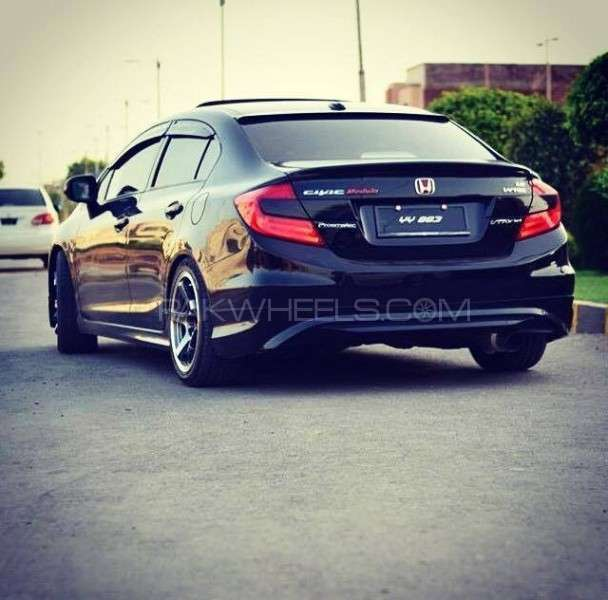 honda civic 2013 to 2014 body kit t lowest price for sale in karachi car accessory pakwheels. Black Bedroom Furniture Sets. Home Design Ideas