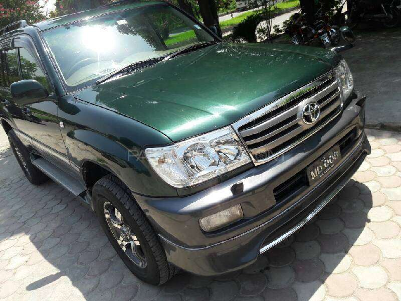 toyota land cruiser amazon 4 2d 2004 for sale in islamabad. Black Bedroom Furniture Sets. Home Design Ideas