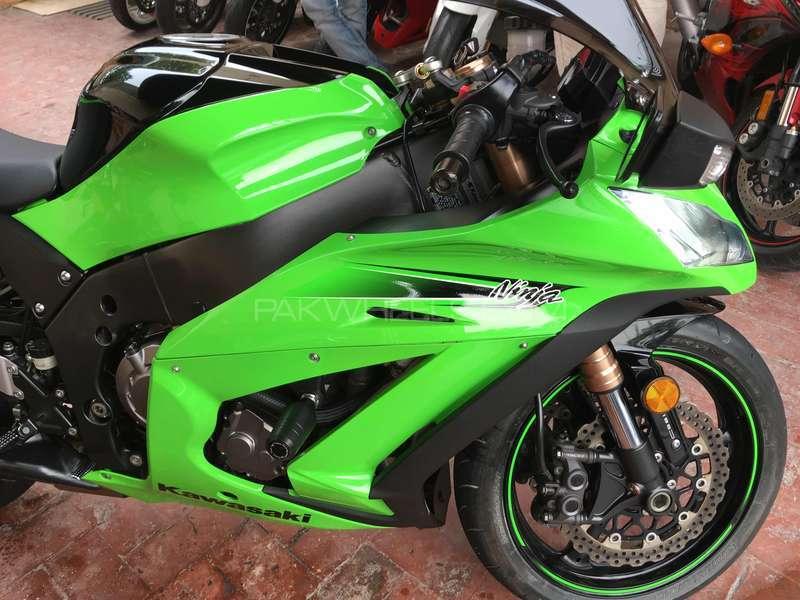 Kawasaki Z1000 2011 Image-1