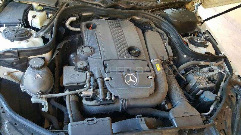 Mercedes Benz E Class E250 2010 Image-8