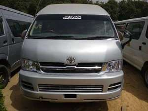 Toyota Hiace Standard 2.7 2008 for Sale in Karachi
