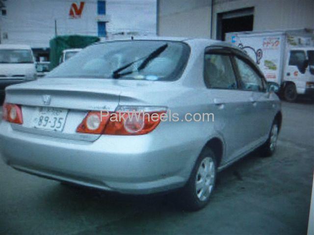 Honda Fit 2007 Image-2