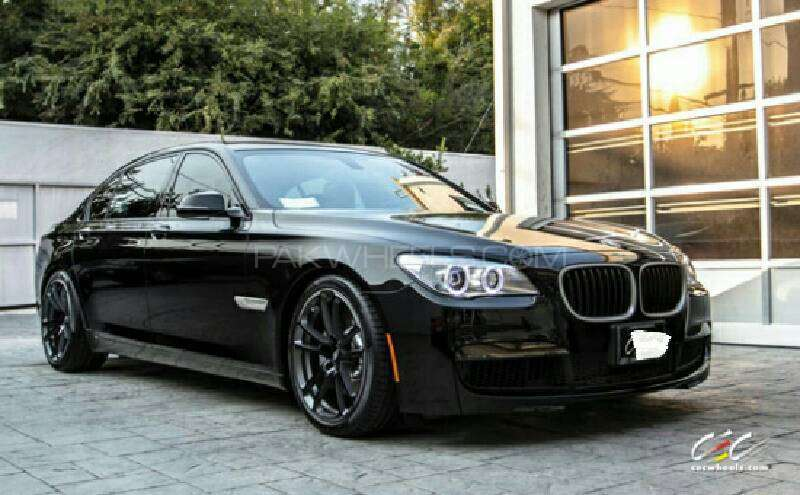 bmw 7 series 750li 2014 for sale in lahore pakwheels. Black Bedroom Furniture Sets. Home Design Ideas