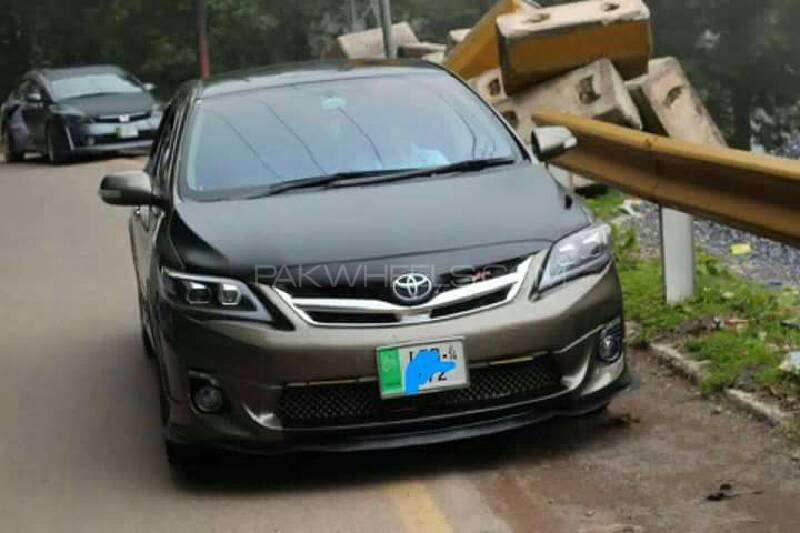 Corolla 2012 to 2013 Vip Body Kits At whole sale Price Image-1