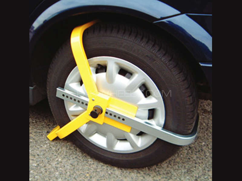 Wheel Lock Image-1