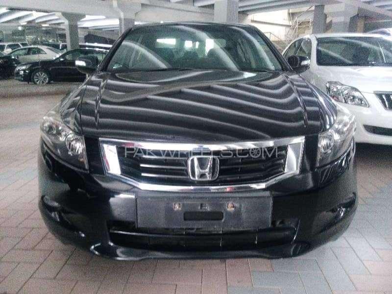 Honda Accord Type S 2008 Image-1