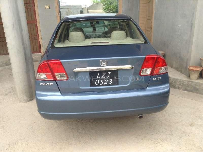 Honda Civic VTi 1.6 2005 Image-3