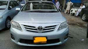 Toyota Corolla GLi 1.3 VVTi 2013 for Sale in Karachi