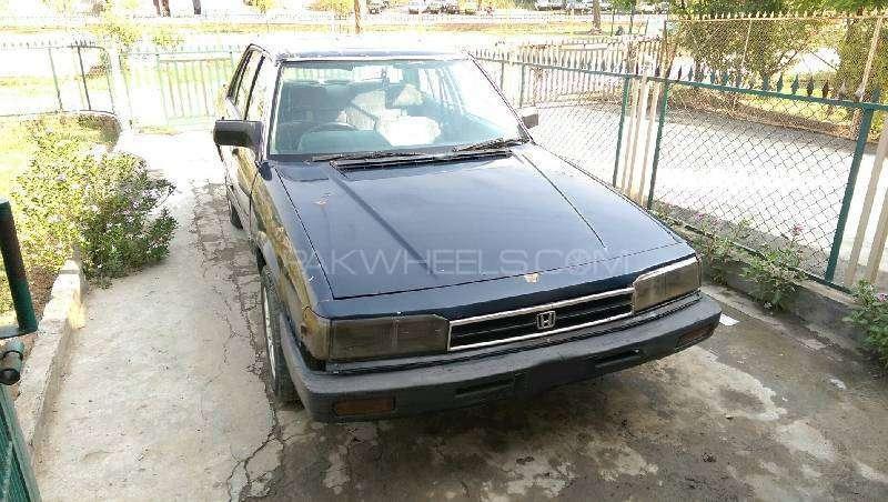 Honda Accord EX 1984 Image-1
