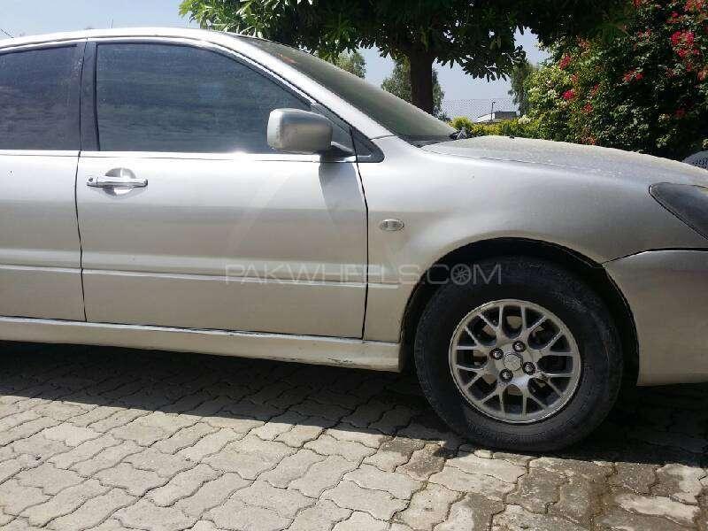 Mitsubishi Lancer GLX 1.6 2006 Image-19