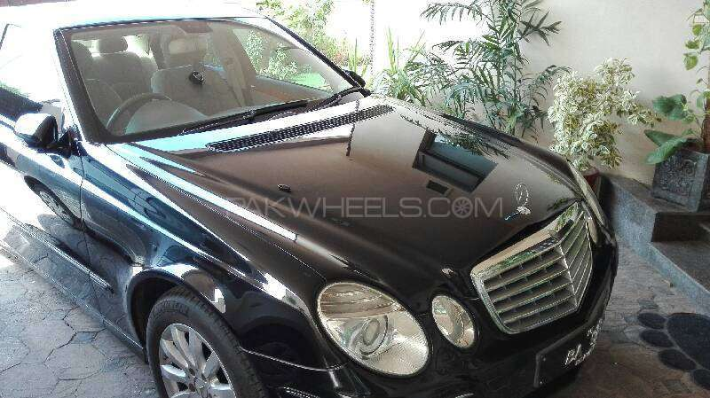 Mercedes Benz E Class E200 2006 Image-7