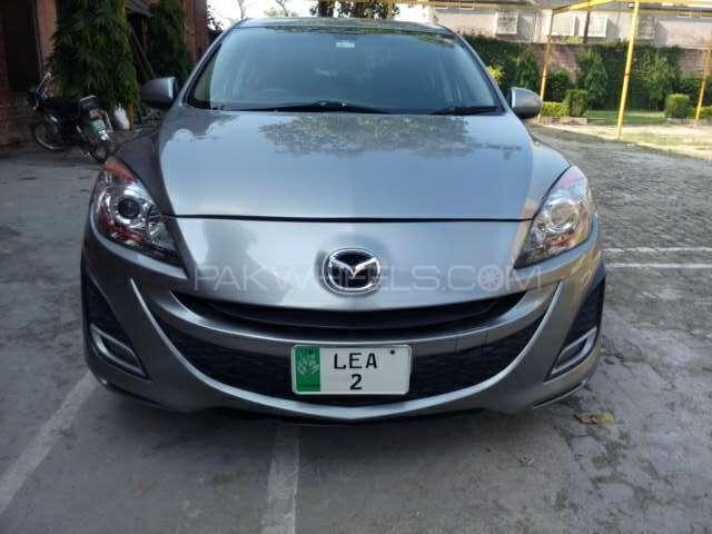 Mazda Axela 15C 2009 Image-1