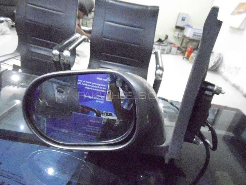 Nissan Note power side mirror Image-1