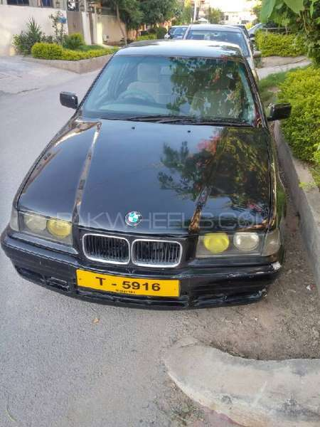 BMW 3 Series 316i 1992 Image-1
