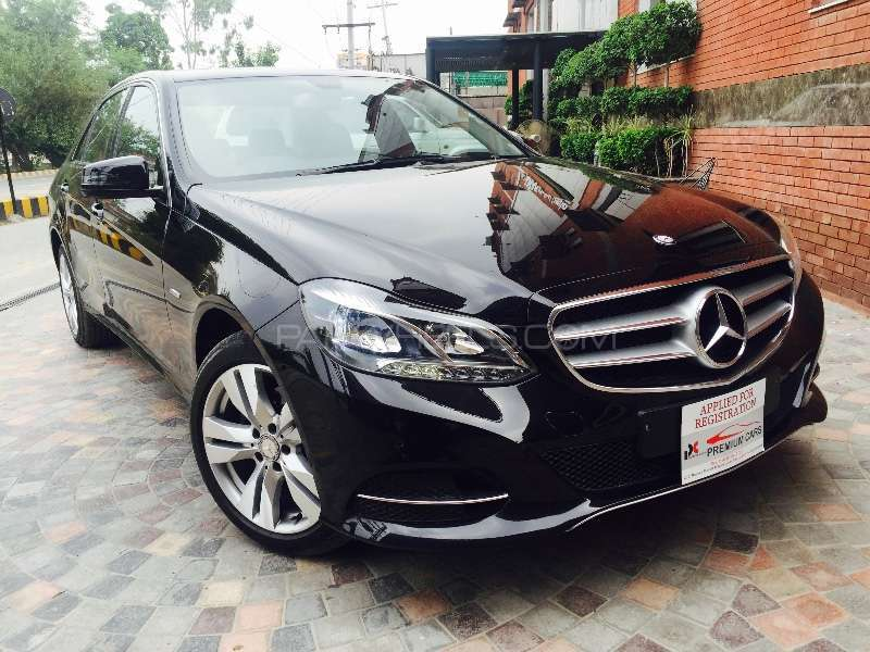 Mercedes benz e class e200 2009 for sale in lahore pakwheels for Mercedes benz 2009 e class