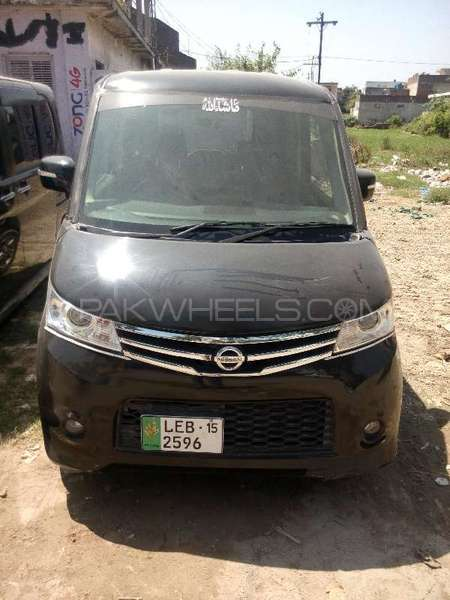 Nissan Roox HIGHWAY STAR TURBO 2011 Image-1