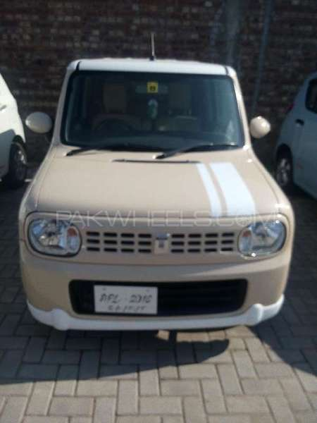 Suzuki Alto Lapin G 2013 Image-1