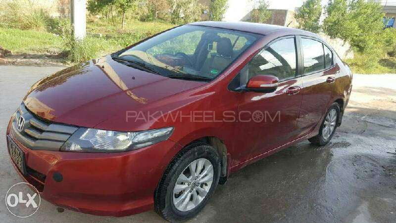 Honda City Aspire 1.5 i-VTEC 2013 Image-4