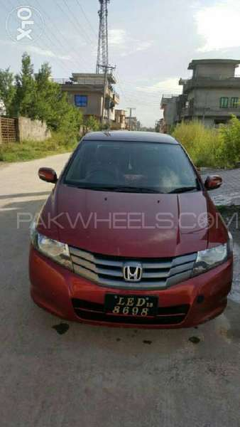 Honda City Aspire 1.5 i-VTEC 2013 Image-5