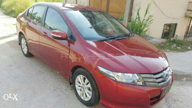 Honda City Aspire 1.5 i-VTEC 2013 Image-6