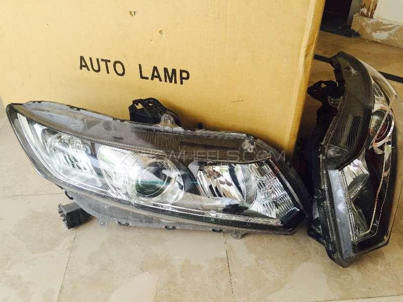 Honda civc head lights  Image-1