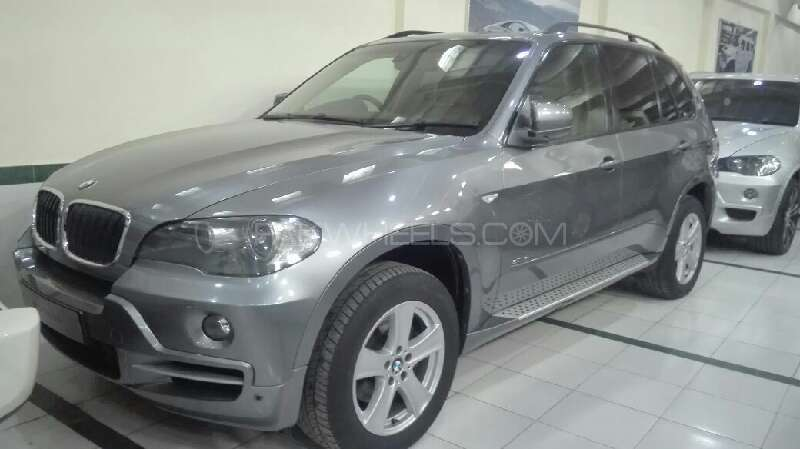 BMW X5 Series xDrive35i 2007 Image-1