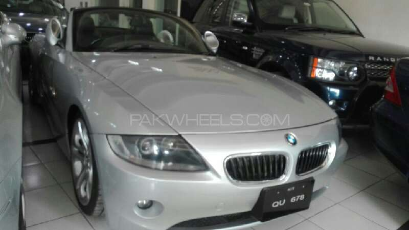 Bmw Z4 2004 For Sale In Lahore Pakwheels