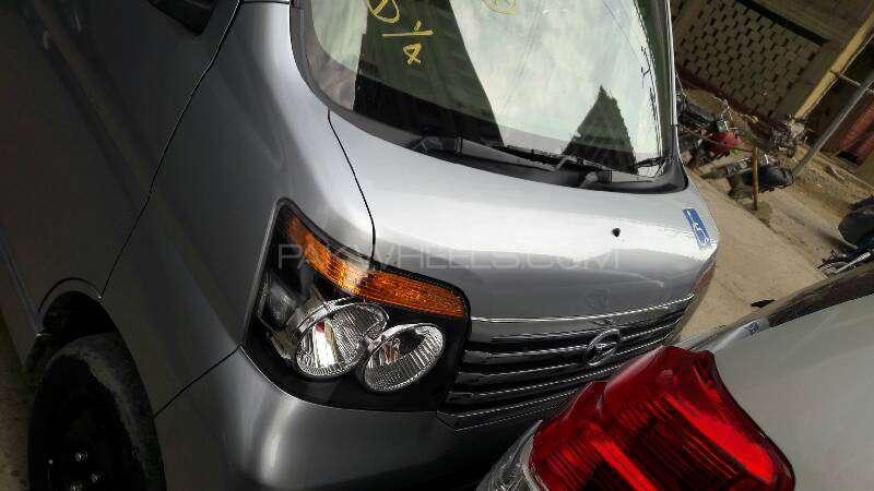 Daihatsu Atrai Wagon CUSTOM TURBO R 2012 Image-1