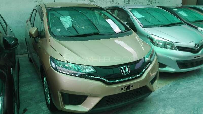 Honda Fit Hybrid Base Grade 1.5 2013 Image-1