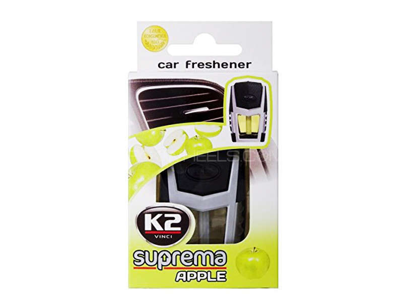 Suprema - Apple - Air Freshener - A/C Grill -K2- PA10 Image-1